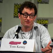 Tom Kenny at SDCC