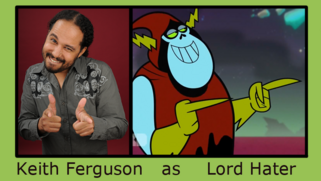 Keith Ferguson as Lord Hater-0