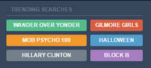 Tumblr Trending