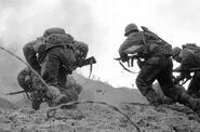 SPR D-Day landing -taking the Beach