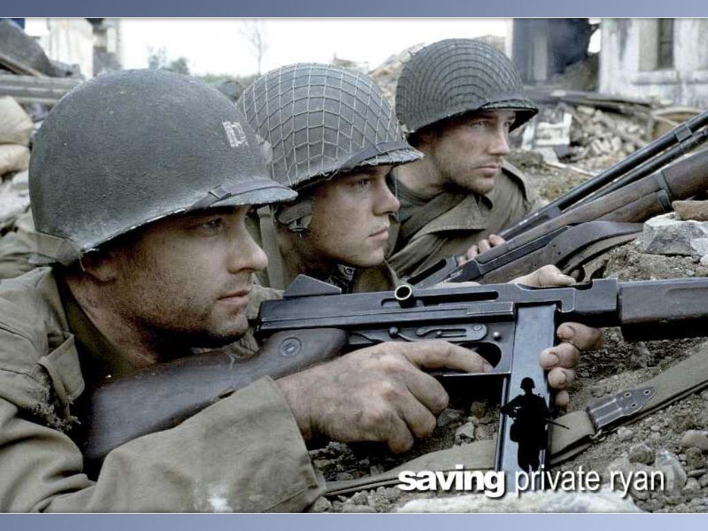 saving private ryan movie summary