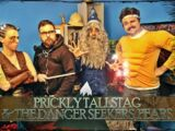 Prickly Tallstag and the Danger Seekers, Pears