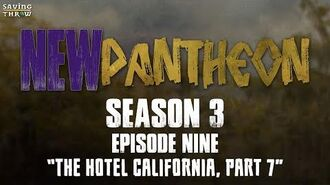 "New Pantheon - S3E9 - ""Hotel California, Part Seven"""
