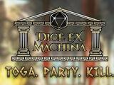 Dice Ex Machina