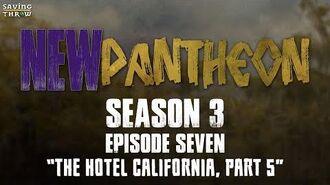 "New Pantheon - S3E7 - ""Hotel California, Part Five"""