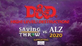 High Level D&D 2020 ENDALZ Charity RPG Marathon