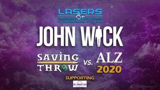 Lasers & Feelings John Wick 2020 ENDALZ Charity RPG Marathon