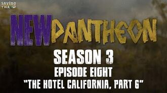 "New Pantheon - S3E8 - ""Hotel California, Part Six"""