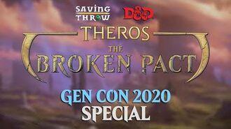 The Broken Pact - D&D Theros Adventure GenCon2020