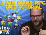 Star Wars Edge of the Empire RPG Dice Tutorial
