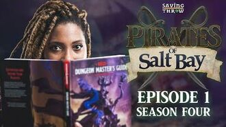 "Pirates of Salt Bay - S4E1 - ""The Love Boat"""