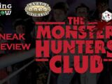 The Monster Hunter's Club - Kickstarter Preview