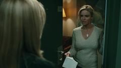Памела показывает письмо Джилл