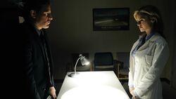 Хоффман и Джилл в клинике