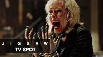 Jigsaw (2017 Movie) Official TV Spot – 'Tips'