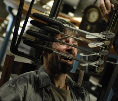 Knife Chair | Saw Wiki | FANDOM powered by Wikia