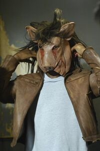 Rigg Pig Mask