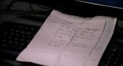Hoffman finds Amanda's letter