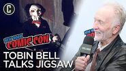 Jigsaw Actor Talks Saw Sequel - NYCC 2017