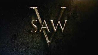 Saw V - Official® Trailer HD