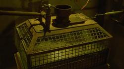 Gas chamber box