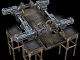 Crushing Table