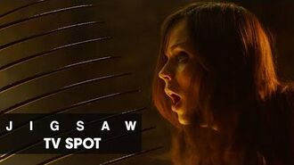 Jigsaw (2017 Movie) Official TV Spot – 'Time To Play'