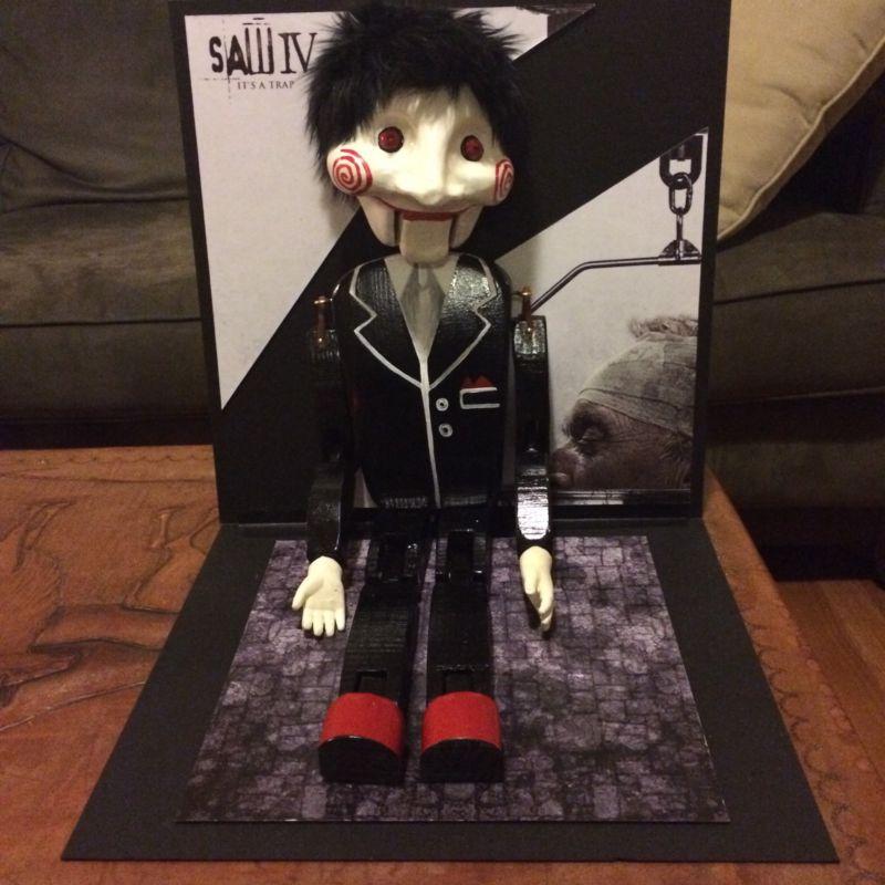 Bobby (Marioneta) | Wiki El juego del miedo | FANDOM powered by Wikia