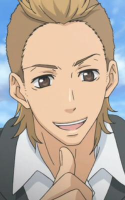 Kai Takemura Anime