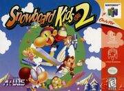 Snowboard Kids 2 cover