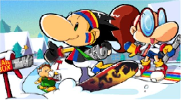 Wendy Lane Snowboard Kids Wiki Fandom Powered By Wikia