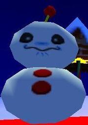 Snowman Robot