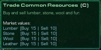 Info tradecommonresources