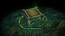 Pic crabshipment
