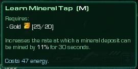 Mineral Tap