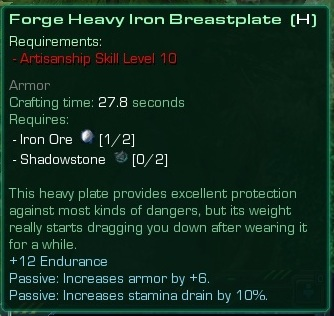 Info forgeheavyironbreastplate
