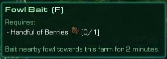 Info fowlbait