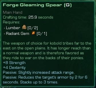 Info forgegleamingspear