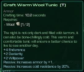 Warm Wool Tunic