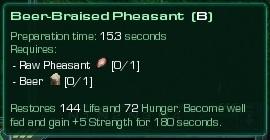 Beer-Braised Pheasant