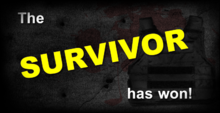 Survivor Win