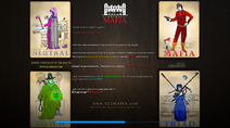 Mafia Loading Screen