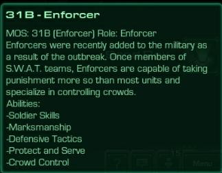 31B Enforcer