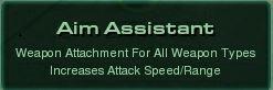Aim Assist Name