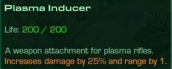 Plasma Inducer Description