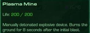Plasma Mine Description