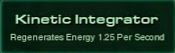 Kinetic Integrator Name