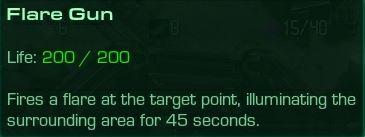 Flare Gun Description