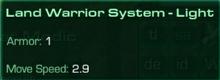 Combat Medic Armour