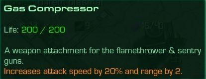 Gas Compressor Description